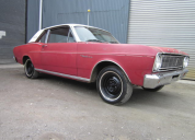 1966 FORD FALCON SPORTS COUPE 6 CYLINDER AUTO LHD