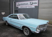 1967 FORD GALAXIE XL FASTBACK 390 AUTO LHD