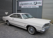 1967 FORD GALAXIE 500 / 390 AUTO LHD  SOLD