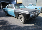 1967 FORD FALCON SPORTS COUPE 289 / AUTO LHD