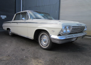 1962 CHEVROLET IMPALA 4 DOOR HARD TOP 327 AUTO LHD