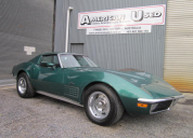 1971 CHEVROLET CORVETTE COUPE 350/AUTO LHD