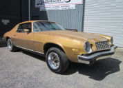 1974 CHEVROLET CAMARO LT RHD PROJECT 350/T350