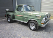 1971 FORD F100 SHORT TUB STEPSIDE 302 AUTO LHD