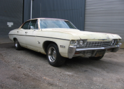 1968 CHEVROLET IMPALA 4 DOOR HARD TOP LHD