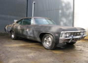 1967 CHEVROLET IMPALA SS 427 /4 SPEED LHD
