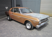1967 FORD FALCON SPORTS COUPE V8 AUTO LHD DRIVER