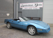 1988 C4 CHEVROLET CORVETTE CONVERTIBLE  ROADSTER 350 / AUTO LHD