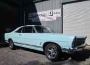 1967 FORD GALAXIE FASTBACK 500 / 390 AUTO LHD