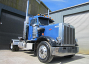 1976 PETERBILT 357 SINGLE DRIVE 400 /13 SPEED  LHD