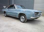 1967 PLYMOUTH BARRACUDA 273 V8 AUTO LHD