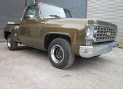 1976 CHEVROLET C10 STEPSIDE 402 BIG BLOCK / AUTO LHD