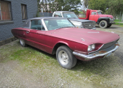 1966 FORD THUNDERBIRD COUPE 390 AUTO   LHD