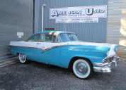 1956 FORD FAIRLANE VICTORIA COUPE 292 V8 AUTO