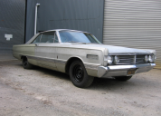 1966 MERCURY PARLANE 410 COUPE LHD