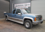 1988 GMC K3500 EXTRA CAB LONG TUB 4X4 -454 AUTO LHD