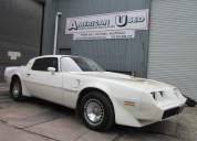 1981 PONTIAC FIREBIRD TRANS-AM RHD  454 AUTO PREVIOUS VICTORIAN CLUB REGO