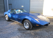 1977 CHEVROLET CORVETTE COUPE 350/T400 AUTO LHD