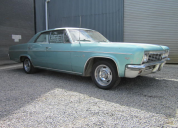 1966 CHEVROLET IMPALA 4 DOOR HARD TOP 307 /AUTO LHD