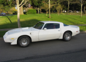 1979 PONTIAC TRANS AM 6.6 AUTO SOLID ROOF LHD