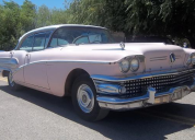 SOLD 1958 BUICK CENTURY 4 DOOR HARD TOP LHD