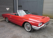 1964 FORD THUNDERBIRD CONVERTIBLE 390 AUTO LHD