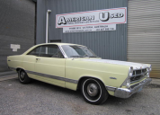 1967 FORD FAIRLANE XL COUPE 289 AUTO LHD