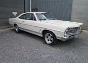 1967 FORD GALAXIE XL500 FASTBACK V8 390 /AUTO / LHD
