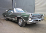 1967 FORD GALAXIE XL500 FASTBACK 390 /AUTO / LHD