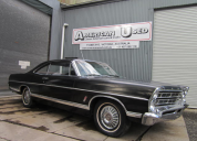 1967 FORD GALAXIE 500 FASTBACK V8 390 /AUTO / LHD