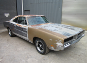 1969 DODGE CHARGER 383 /AUTO LHD