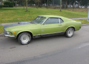 1970 FORD MUSTANG MACH 1 351C /AUTO LHD