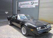 1978 PONTIAC TRANS AM 400 4 SPEED MANUAL NON T TOP LHD