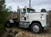 1979 INTERNATIONAL 4300 TRANSTAR  400 CUMMINS 13 SPEED