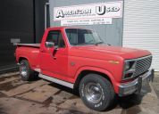 1985 FORD F150 SHORT TUB STEPSIDE 302 AUTO