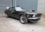 1970 FORD MUSTANG FASTBACK 302 /5 SPEED MANUAL BOSS CLONE  LHD