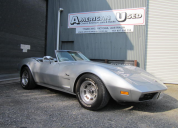 1975 CHEVROLET CORVETTE ROADSTER 350 4 SPEED MANUAL LHD