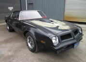 1976 PONTIAC TRANS-AM 455 4 SPEED LHD