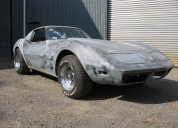 1975 CHEVROLET CORVETTE LHD PROJECT