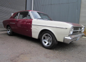 1967 FORD FALCON COUPE 302 AUTO LHD DRIVER