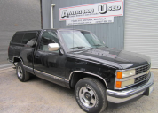 1988 CHEVROLET SILVERADO  C1500 SHORT TUB FLEETSIDE  350 / 4 SPEED OD AUTO LHD