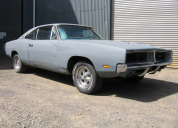 1969 Dodge CHARGER 383 Auto LHD