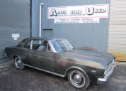 1966 FORD FALCON FUTURA SPORTS COUPE 302 / 4 SPEED MANUAL LHD