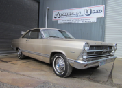 1967 FORD FAIRLANE 500  2 DOOR FASTBACK 289 /AUTO LHD