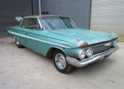 SOLD 1961 CHEVROLET IMPALA 4 DOOR H/T 283 / AUTO LHD