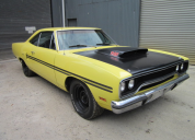 1970  PLYMOUTH ROADRUNNER CLONE 383 AUTO LHD