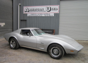 1974 CHEVROLET CORVETTE COUPE 350 /AUTO LHD 62000 ORIGINAL MILES