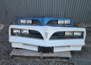 1977 /78 PONTIAC TRANS AM COMPLETE NOSE AND FRONT END PANELS