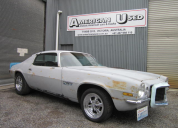 1973 CHEVROLET RALLY SPORT CAMARO 350- 4 SPEED MANUAL LHD