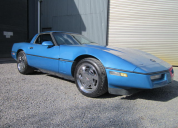 1988 CHEVROLET CORVETTE HARD/ T TOP COUPE 350 AUTO LHD